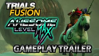 Trials Fusion - Awesome Level MAX Gameplay trailer [UK]