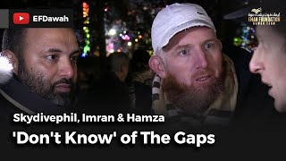 Video: An Infinite Universe does not point to a Big Bang,  nor does Fine-Tuning increase probability for a God. On Repulsive Gravity? I don't know! - Imran London & Hamza Myatt vs Atheist Phil