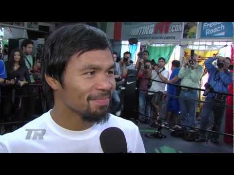 0 - Boxing: Manny Madness: Media Day at the Wild Card - Boxing and Boxers