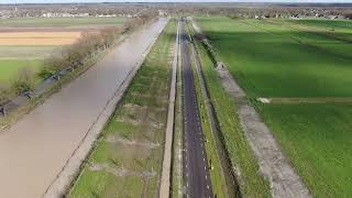 nieuwe rond weg hollandscheveld