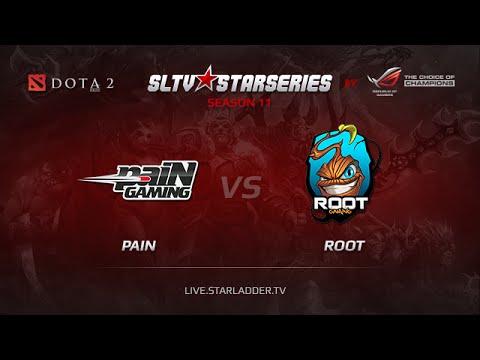Pain vs ROOT, SLTV America Season 11, Day 7