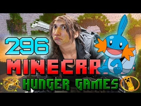 Minecraft: Hunger Games w Mitch Game 296 WITH THE MUDKIP