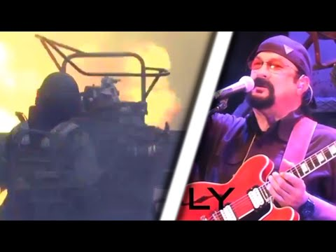 Ukraine Invasion Looms & Steven Seagal Crushes On Putin