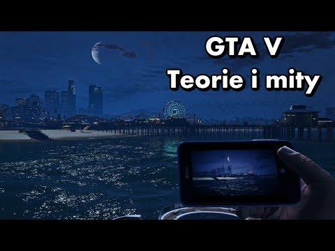 GTA V - Ciekawostki - Teorie I Mity