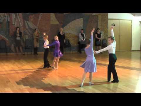 Спортивно бальные танцы видео дети