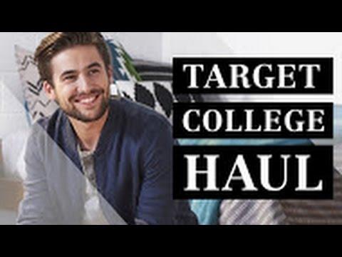 Target College Haul 2016 | Dorm Favorites