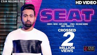 Seat | Gupz Sehra | Official Video | E3UK Records