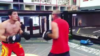 Tilek Mashrapov 🇰🇬 Asian Warriors