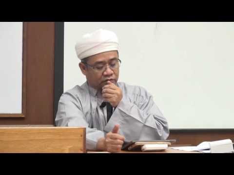 Syarah Manuskrip ar Risalah al Wujudiah Bersama Sheikh Rohimuddin
