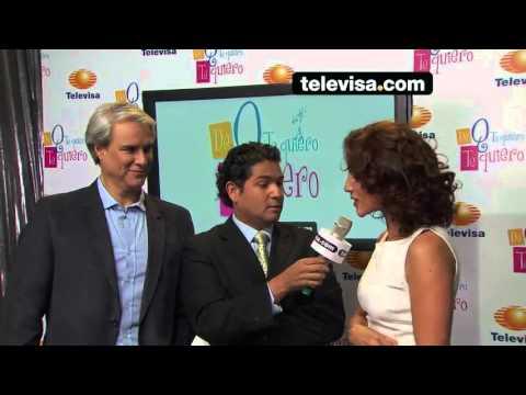 Entrevista a Gerardo Murguia y Marisol del Olmo.