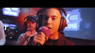 Tommy B, Reece West, King Rah and Discarda Freestyle | KISS Grime