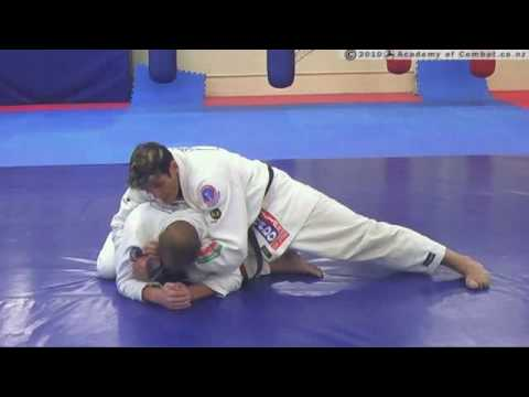 BJJ: The Crucifix Position Entry And Finish Image 1