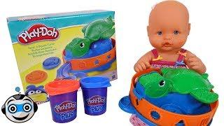 Twist n Squish Turtle 🐢 Play-Doh
