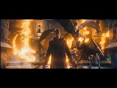 I, Frankenstein - Fight Scene (2014) HD