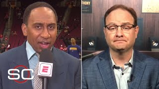 Woj explains to Stephen A. how the NBA feels about Kawhi Leonard's load management | SportsCenter