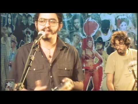 """Eddie em """"O baile Betinha"""" no Estúdio Showlivre 2009"""