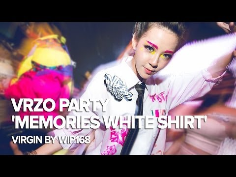VRZO Party 'Memories White Shirt' at VIRGIN Rangsit