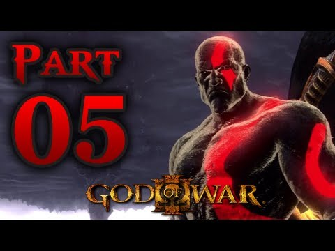 God Of War III 3 – Hades (Fear Kratos)