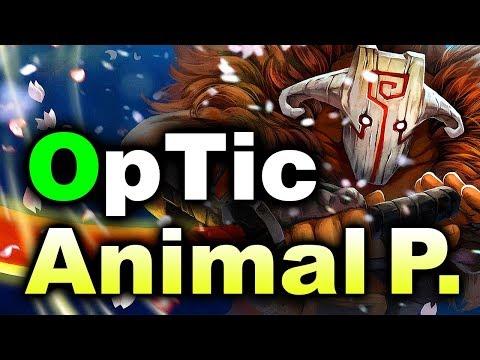 OpTic vs Animal Planet - NA Last Chance FINAL - ESL Katowice Major DOTA 2
