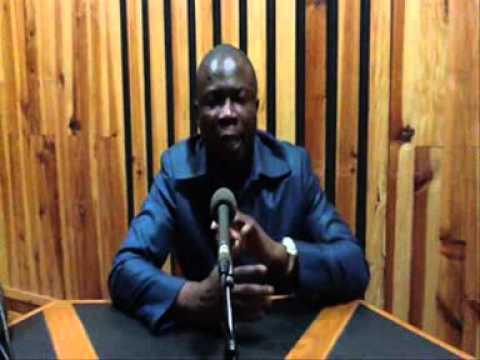 BENIN:Présidentielle 2016 - DR BERTIN KOOVI EXPOSE SA VISION DU BENIN SUR LA RADIO NATIONALE (ORTB)