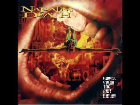 Napalm Death - Next To Kin To Chaos