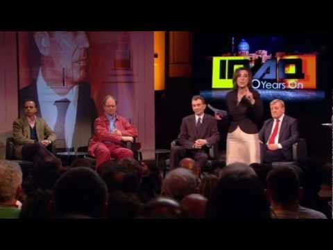 Mark Taylor UKIP Newsnight Iraq 10 years special 260213