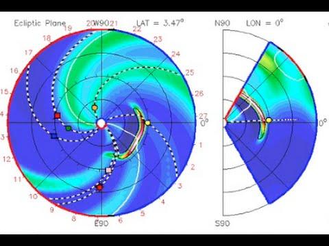 X Class Solar Flare, Tornado Genesis | S0 News November 8, 2014