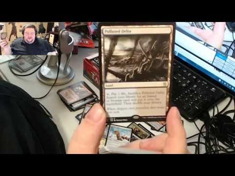 UNBOXING KHANS OF TARKIR MAGIC THE GATHERING