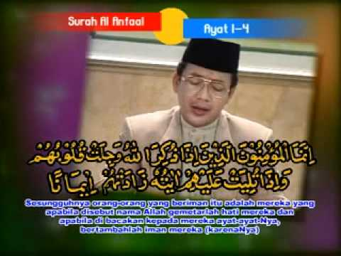 Kh Muammar Za - Surat Al Anfal.mp4 Part 2 video