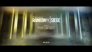 Rainbow Six Siege OPERATION PHANTOM SIGHT BGM
