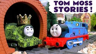 Thomas and Friends Train Games with Tom Moss  - Fun Toy Trains For Kids TT4U