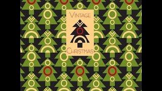 Vintage Christmas Tree Cool Nostalgic Xmas Songs Past Perfect