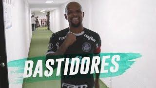 BASTIDORES - JUNIOR BARRANQUILLA 0 X 2 PALMEIRAS - LIBERTADORES 2019