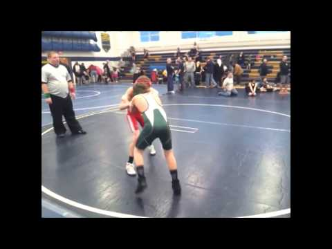 Chris Stiner Youth Wrestling 2013
