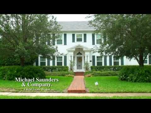 Cherokee Park, Sarasota FL - 34239 Neighborhood Video