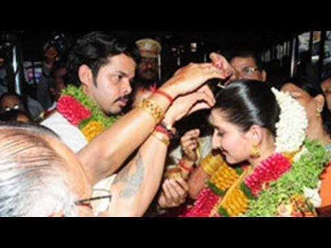 Sreesanth Gets Married Today I Hot Malayalam Cinema News | Latest News