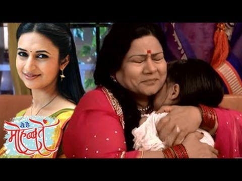 Drunk Mrs. Bhalla's Confession To Ishita & Raman In Yeh Hai Mohabbatein 14th April 2014 Full Episode video
