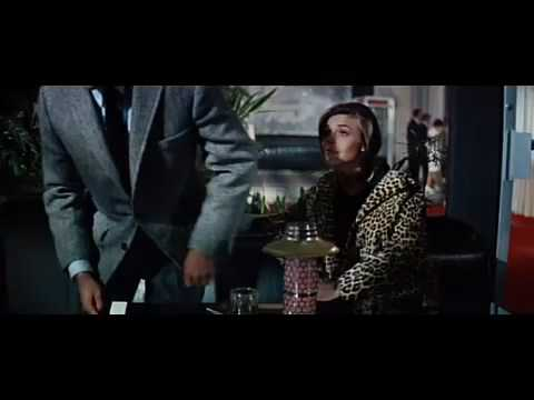 The Graduate (1967) - Hotel bar scene