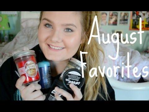 August Favorites | LaLaLauren1001