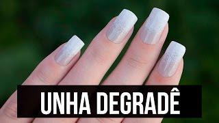 NOVA TÉCNICA DE UNHAS DEGRADÊ - Ideia Rosa