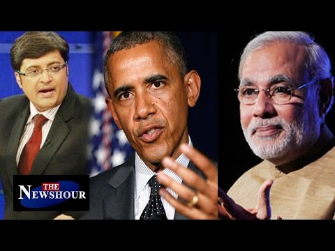 America's Lecture to India on Communal and Regional Harmony : The Newshour Debate (3rd May 2016)