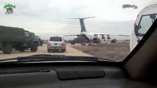 Iranian regime using passenger planes to transfer weapons for Assad forces