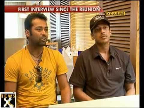 Catching up with Leander Paes and Mahesh Bhupathi