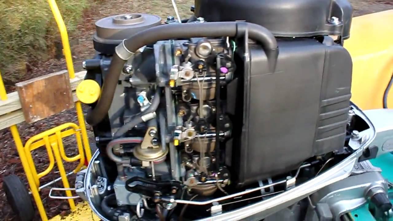 Maxresdefault on 115 Mercury Outboard Carburetor