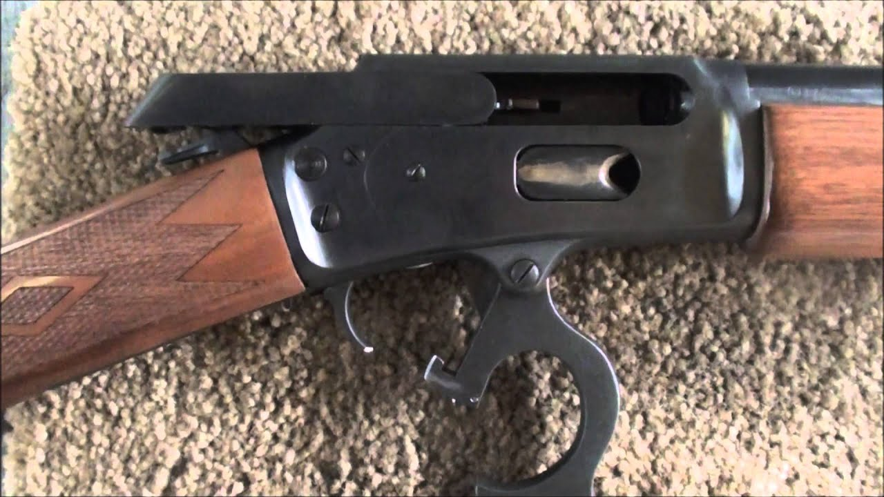 Winchester Lever Action 357 Lever Action Rifle 357