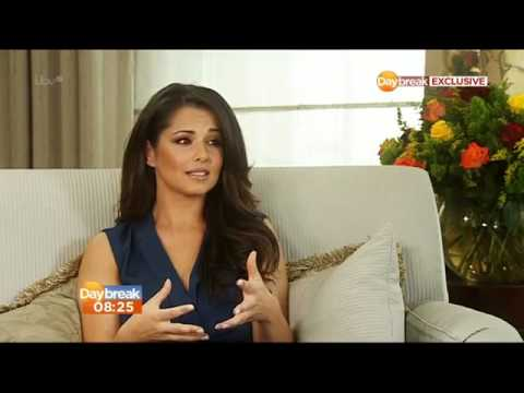 Cheryl Cole - Daybreak Interview - 19.04.13 video
