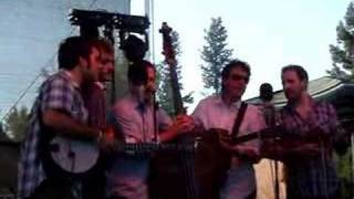 Watch Chris Thile If The Sea Was Whiskey video