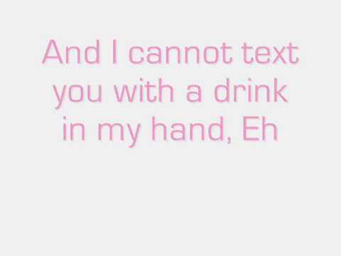 Lady Gaga Ft. Beyonce - Telephone (lyrics! On Screen) video