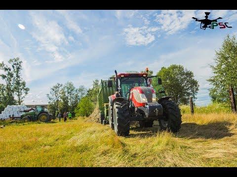 Usługi Rolnicze Zabrocki (Koszenie Kukurydzy & Zwożenie Trawy)