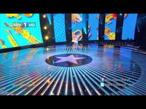 Got to Dance 4: Molly & Vitaly Live Show Performance